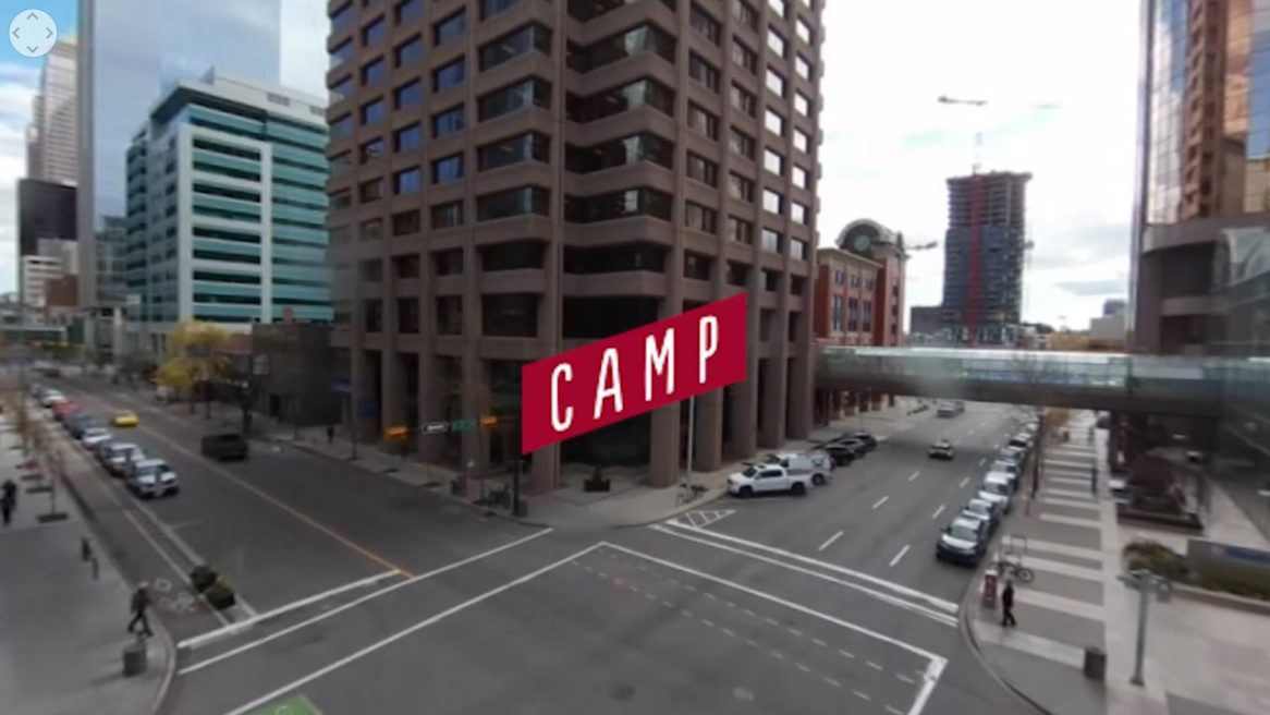 360 Video – CAMP contest
